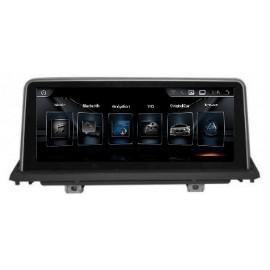 Navigatore BMW NBT X5 X6 E70 E71 F15 F16 10.25 Android GPS Multimediale