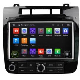 Autoradio Navigatore Volkswagen Touareg 8 Pollici Android 7