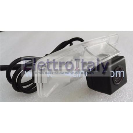 Telecamera luce targa Nissan xtrail