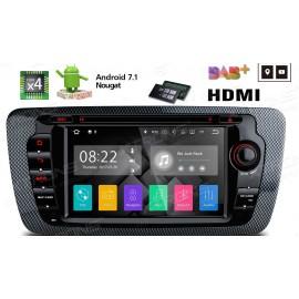 Navigatore Seat Ibiza 7 Pollici Android 7 WiFi HDMI