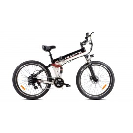 "Mountain-bike elettrica 28"" Bicicletta a pedalata assistita pieghevole"