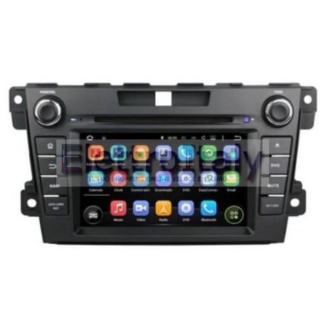 Navigatore Mazda CX7 Android 7 Quadcore