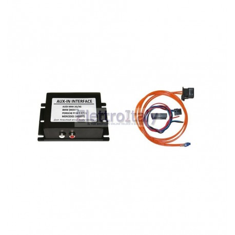 INTERFACCIA AUDIO AUX-IN PER AUDI A5 A6 A8 Q7 CON MMI 2G