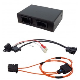 AUDI MMI2G BASIC/HIGH INTERFACCIA BLUETOOTH STREAMING CON INGRESSO AUDIO AUX-IN