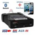 PORSCHE INTERFACCIA USB / SD / AUX XCARLINK