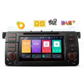 Autoradio Navigatore Bmw Serie E46 Android 8 Octacore Multimediale Xtrons