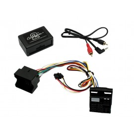 INTERFACCIA AUDIO AUX-IN PER SISTEMI BMW E46 E39 E38 Mini