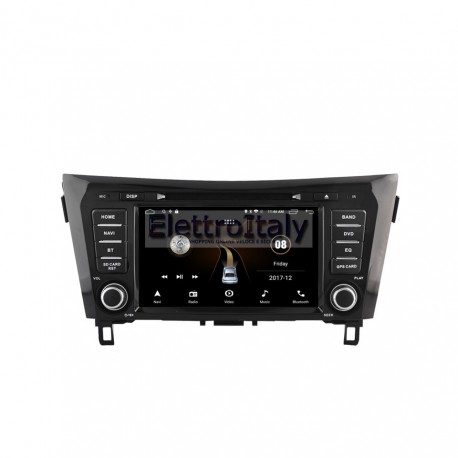 Navigatore Nissan Qashqai Xtrail Android 6 Octacore 4G