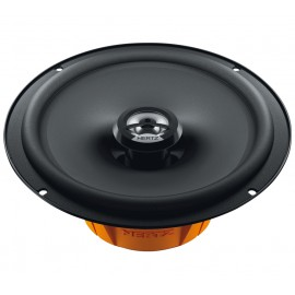 COPPIA COASSIALI FULL-RANGE 2 VIE HERTZ DCX165.3 120 WATT 4OHM 16,5 CM