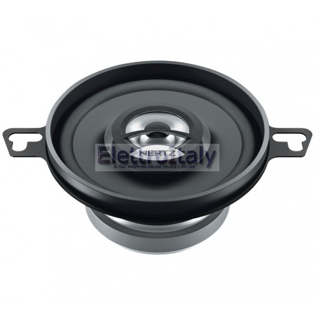 COPPIA COASSIALI FULL-RANGE 2 VIE HERTZ DCX87.3 60 WATT 4OHM 8,7 CM