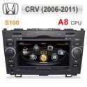 Autoradio Navigatore Honda CRV 2006 2011 Multimediale S100 C009