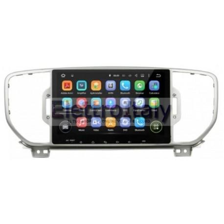 Navigatore Nuova Kia Sportage 8 pollici Android 6 Octacore