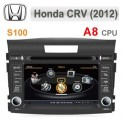 Autoradio Navigatore Honda CRV 2012 Multimediale S100 C111