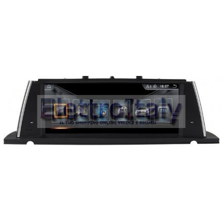 Navigatore BMW Serie 5 F07 GT 10 pollici Android Multimediale