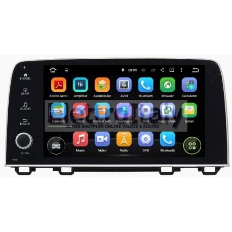 Navigatore Honda CRV 9 pollici Android 8 Octacore