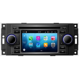 Navigatore Jeep Cruiser Chrysler 300C Android 4.4.4 Quadcore S160