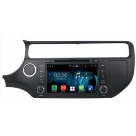 Navigatore Kia Rio 2015 Android 8 Octacore