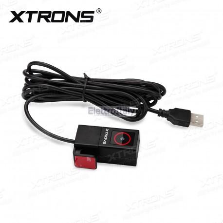 Telecamera registratore DVR ruotabile xtrons