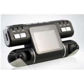 DVR registratore video doppia telecamera batteria
