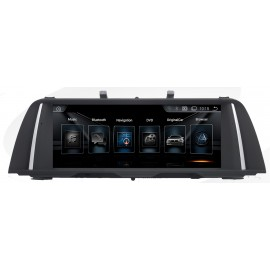 Navigatore BMW Serie 5 F11 NBT 10 pollici Android 8 Multimediale