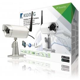 HD IP Camera Fissa per Esterni 720P Metallo