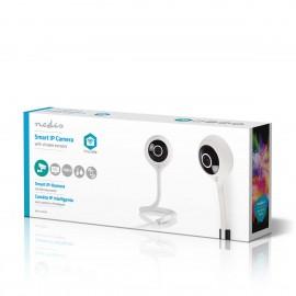 Videocamera Smart IP Wi-Fi | Sensore di temperatura | HD 720p