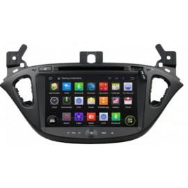 Autoradio Navigatore Opel Corsa 8 pollici Android 8