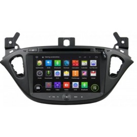 Cartablet Navigatore Opel Corsa 8 pollici Android 10 DAB