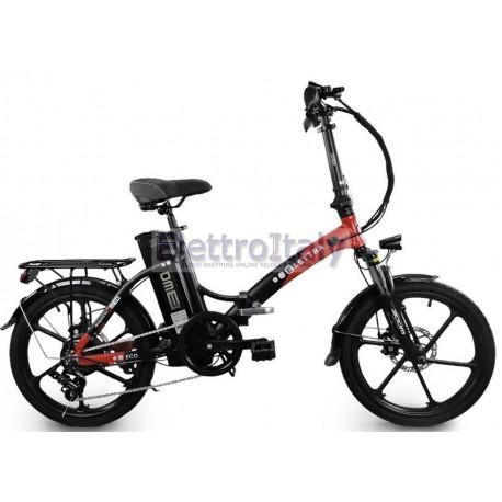 MINTURNAE V1.0 350W 48V Folding-bike bicicletta elettrica 20' pieghevole pedalata assistita