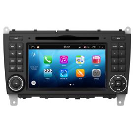 Navigatore Mercedes Classe CLK W209 Android 8