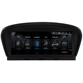 Navigatore Android GPS BMW Serie 5 E60 Serie 3 E90 E92 E91 Multimediale