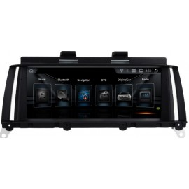 Navigatore BMW X3 X4 NBT Android 8 GPS Multimediale