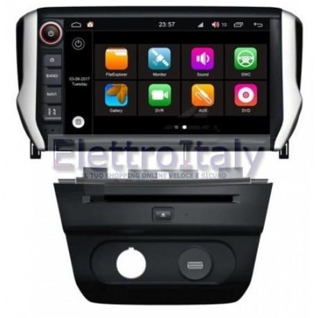 Navigatore Peugeot 208 2008 Android 4.4.4 Quadcore S160