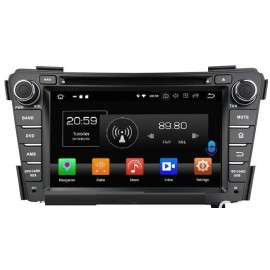 Navigatore Hyundai I40 7 pollici Android 8 Octacore