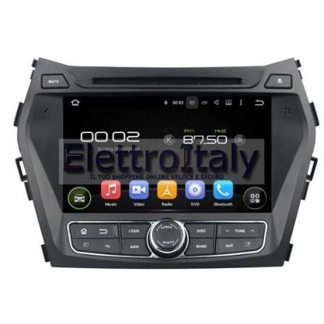 Navigatore Hyundai IX45 8 pollici Android 8 Octacore