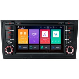 Autoradio Navigatore Audi A6 S6 RS6 Multimediale Android 8 Octacore