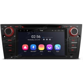 Autoradio Navigatore Bmw Serie E9X Android 8.1 Octacore Multimediale Xtrons