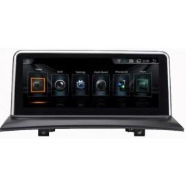 Navigatore BMW Serie x3 E83 monitor originale Android 8
