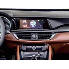 Autoradio Navigatore Alfa Stelvio Android Multimediale