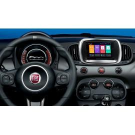 Navigatore Nuova Fiat 500 2018 Autoradio Android