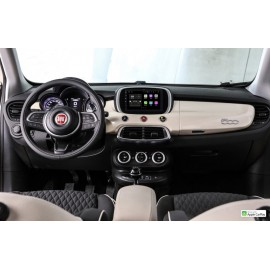 Autoradio Navigatore Fiat 500X Multimediale Carplay