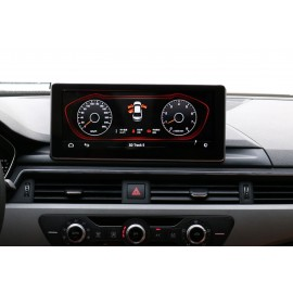 Navigatore Android GPS AUDI A4 A5 10 pollici Carplay HD