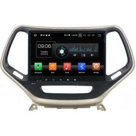 Cartablet Navigatore Jeep Cherokee 10 pollici Android 10 DAB