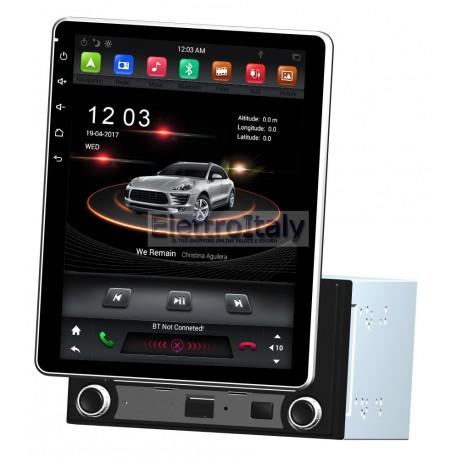 Autoradio Navigatore universale tesla 9.7 pollici Android 8