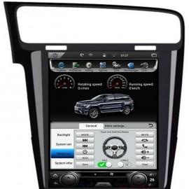 Autoradio Navigatore Volkswagen Golf 7 12 pollici Android 7