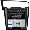 Car tablet Navigatore Volkswagen Golf 7 12 pollici Android TESLA