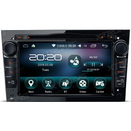 Autoradio Navigatore Opel Astra Corsa Meriva Zafira Android 6 Multimediale