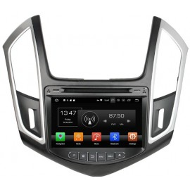 Navigatore Chevrolet Cruze Android Octacore