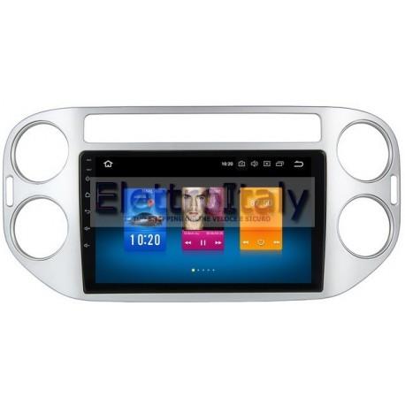 Autoradio Navigatore volkswagen Tiguan Android 8