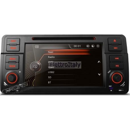 Autoradio Navigatore Bmw Serie E46 Multimediale Xtrons
